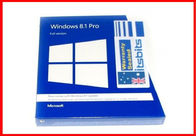 Cina 32 / 64bit Windows 8.1 Pro OEM Key Kunci Produk Microsoft Sticker Full Version pabrik