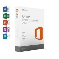 Cina Memori 4GB RAM MS Office Home and Business 2016 License Key 32/64 Bit pabrik