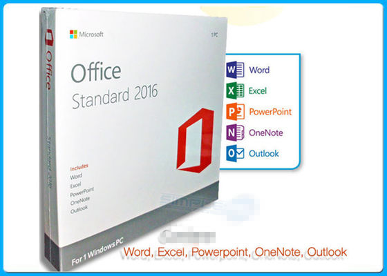 Cina Windows PC Download Microsoft Office Professional Plus 2016 Dengan Product Key pabrik