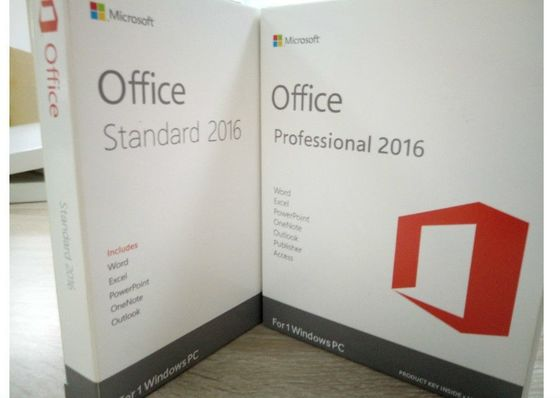 Cina Kunci Produk MS Office Professional 2016, Kode Aktivasi Microsoft Office 2016 Distributor
