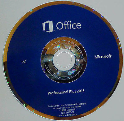 Cina Produk MS Office 2013 Asli Microsoft Office Professional 2013 Software Distributor